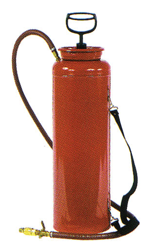 Diamond Products 4400021 Portable Water Pressure Tank - w/ Fittings
