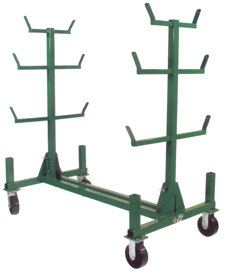 Electrical Electrical Material Handling Conduit Carts