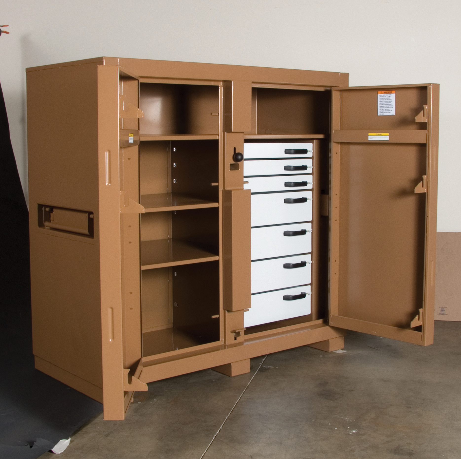 Diamond Tool Knaack 112 Jobmaster 174 Cabinet With Drawers