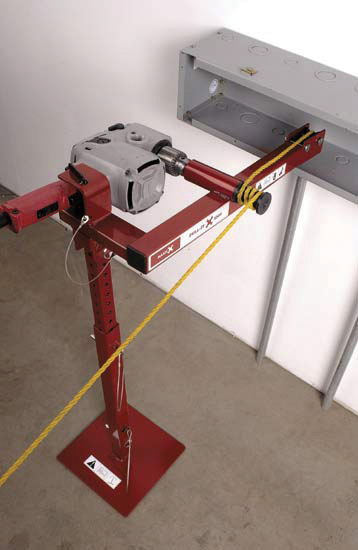 Electrical Cable Pulling Cable Pullers Amp Tuggers