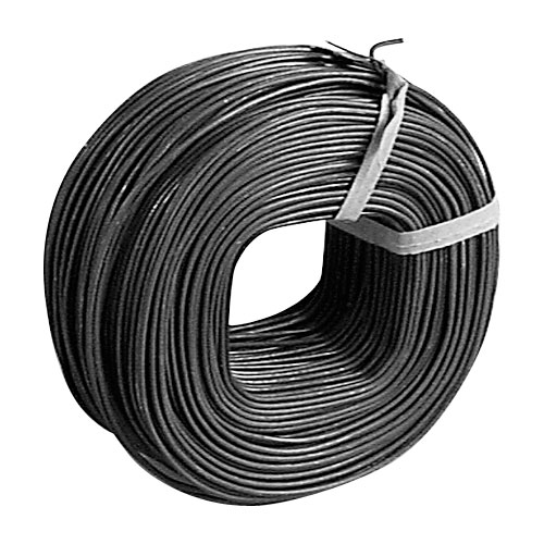 Diamond Tool: #9-100# 100 lb. Black Annealed #9 Wire