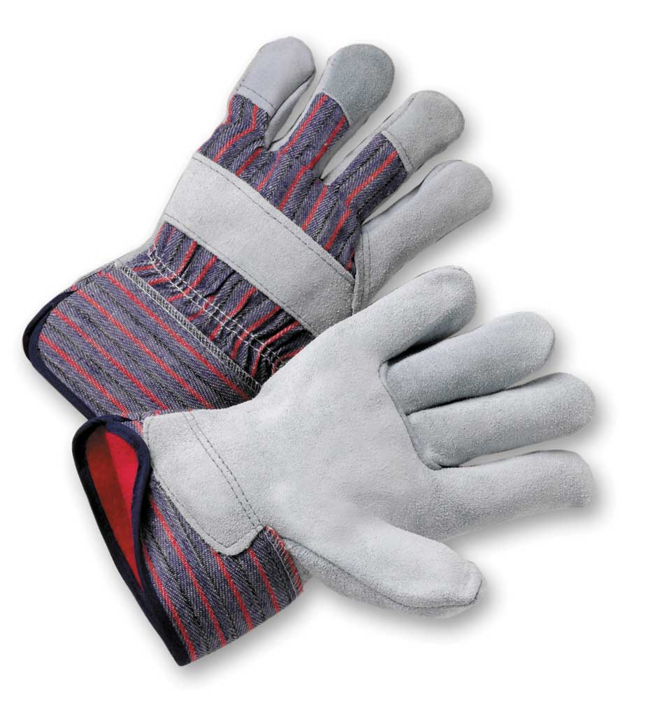 Diamond Tool: Insulated Leather Palm Work Gloves ...