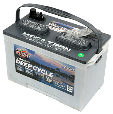 Who Makes Interstate Batteries >> Diamond Tool: Interstate Batteries SRM27 Deep Cycle ...