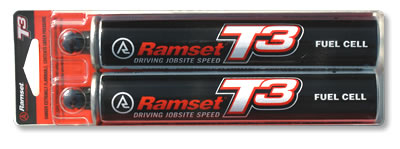 Ramset T3FUEL Replacement Fuel Cell for     - Diamond Tool