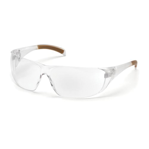 ee0d14bbf6f Carhartt CH110S Billings Safety Glasses - Clear Temples