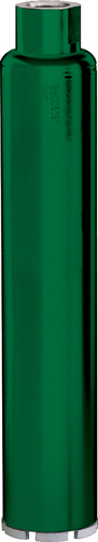 "2-1/2"" Wet Diamond Core Bit Professional Supreme Green"