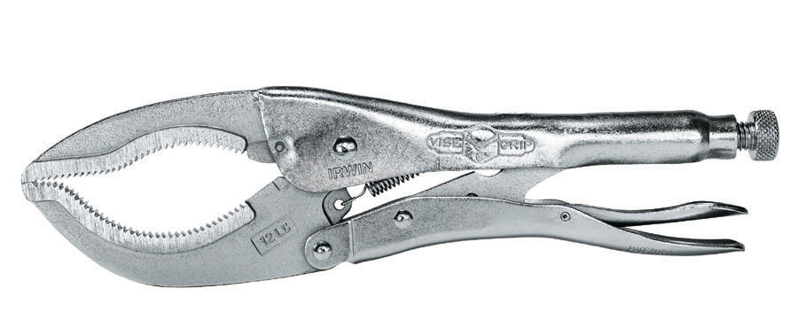 Diamond Tool: Irwin 12L3 Large Jaw Locking Pliers with Wire Cutter ...