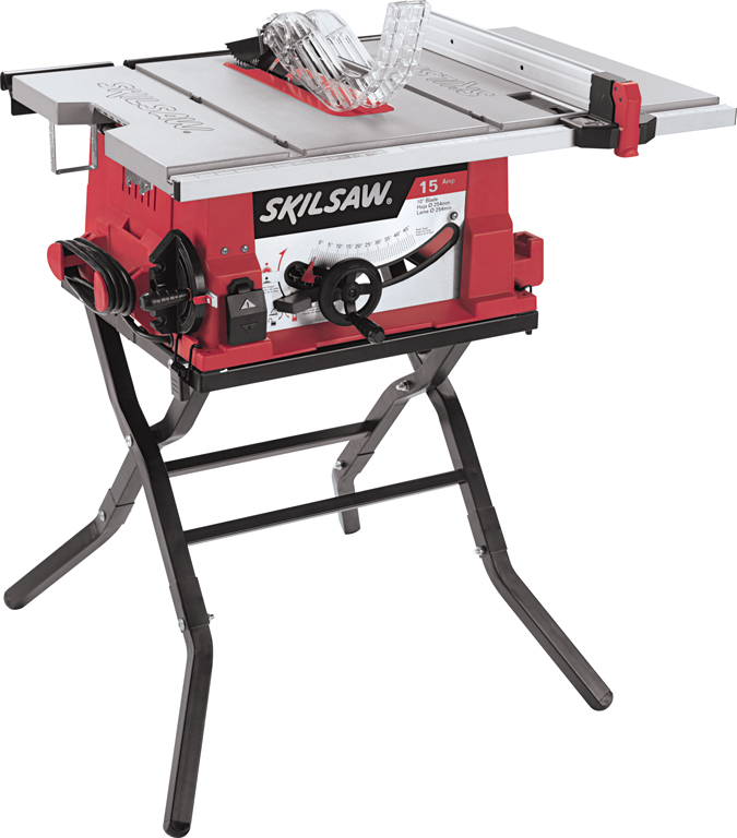 Diamond Tool Skil 3410 02 10 Table Saw 15 Amp 5 8 Arbor With Folding