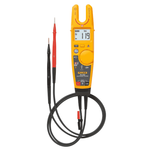 Ideal Voltage Tester Replacement Leads : Electrical test measurement equipment voltage