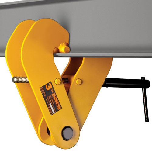 Material Handling Hoists Beam Clamps For Hoists