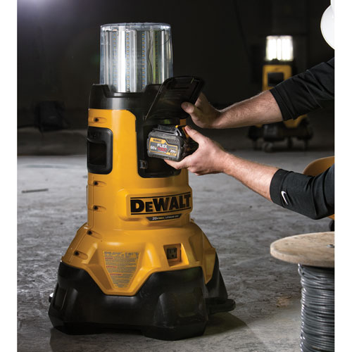 Diamond Tool Dewalt Dcl070t1 20v Max Led Large Area