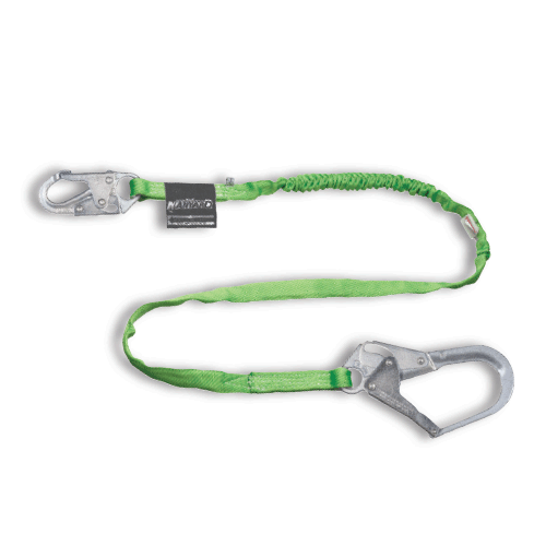 Miller by Honeywell 231MO-Z7//6FTGN Ansi Z7 Manyard II Shock Absorbing Lanyard with O-Ring Honeywell Safety Products USA